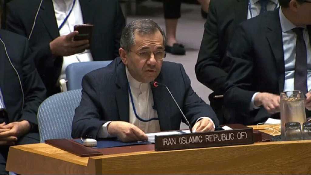 Téhéran: Les USA n'ont aucun argument juridique pour être «participant» à l'accord nucléaire