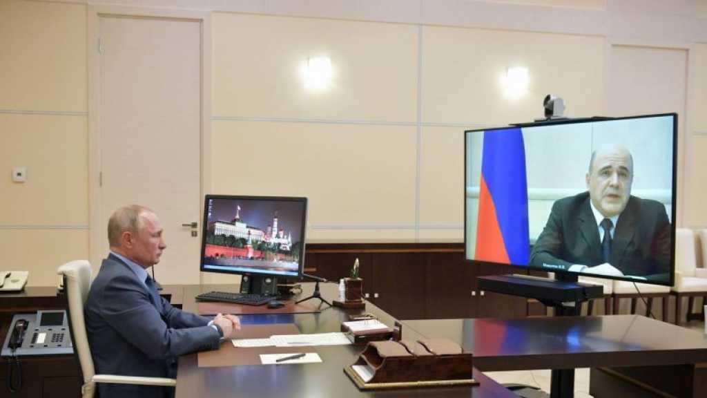 Coronavirus: le Premier ministre russe annonce avoir été infecté