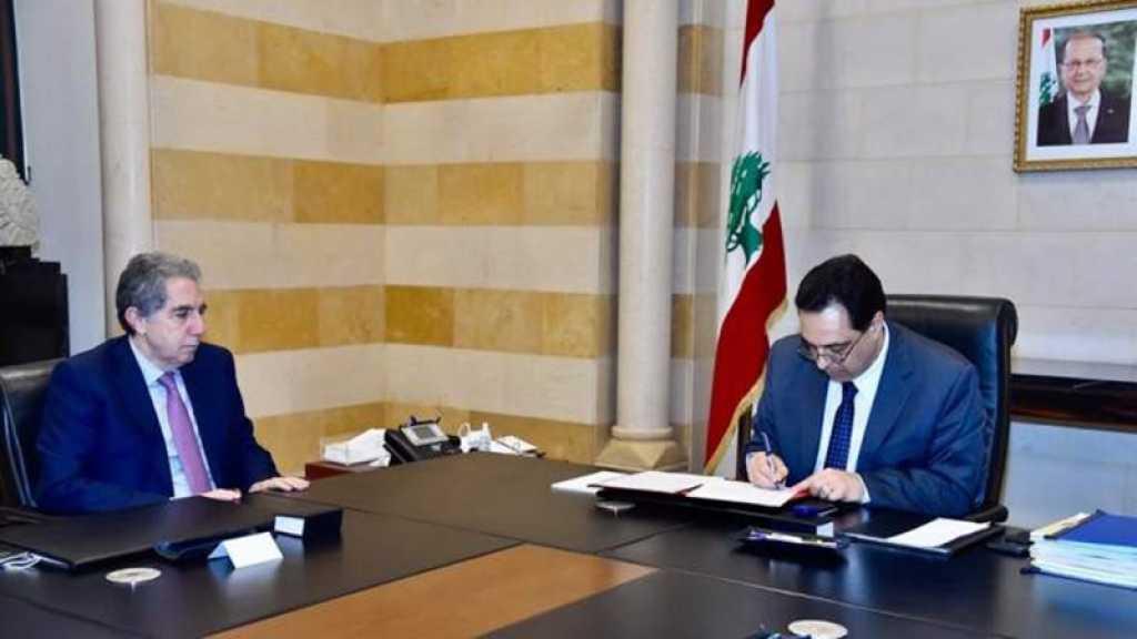 Liban: le gouvernement signe la demande d'aide au FMI