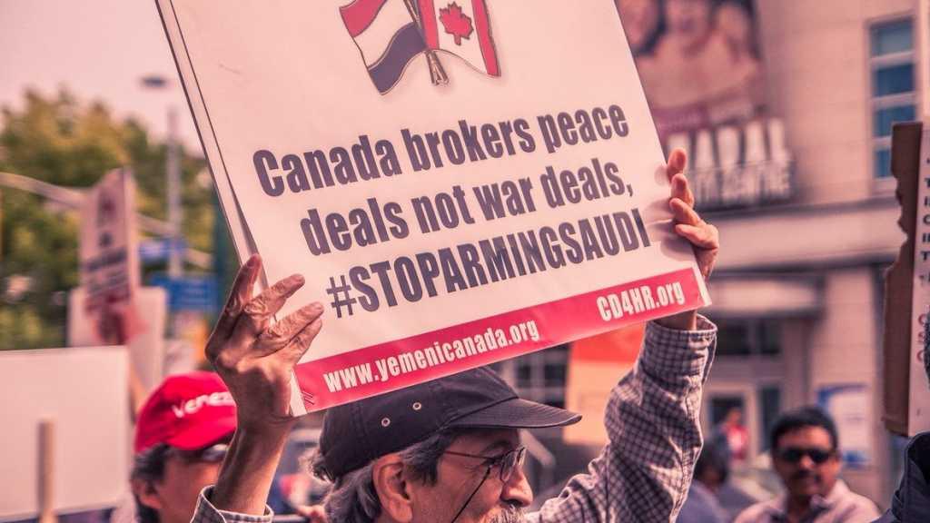 Exportation d'armes du Canada vers Riyad: des prix Nobel écrivent au gouvernement Trudeau