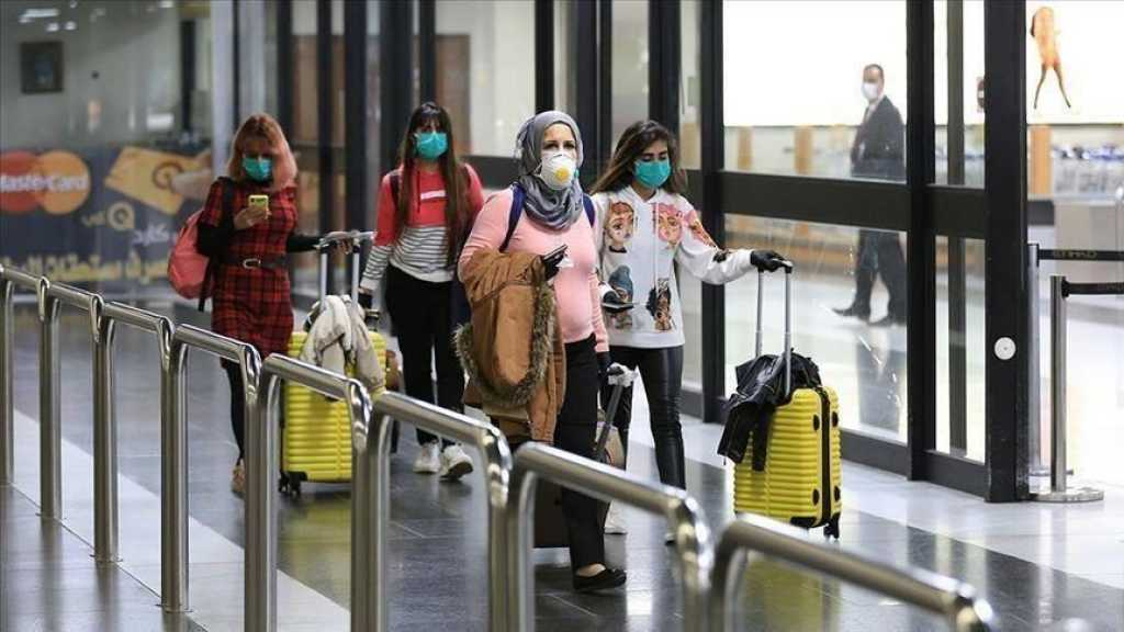Coronavirus au Liban: trois rapatriés testés positifs, aucun cas de contamination locale enregistré