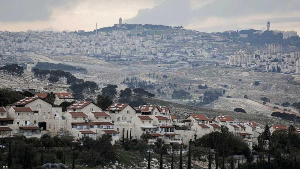 GB: des députés demandent des sanctions contre «Israël» en cas d'annexion de parties de la Cisjordanie