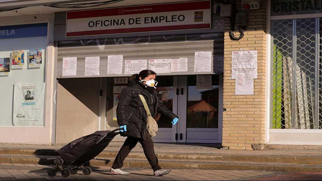 Espagne: 280.000 chômeurs en plus en avril, surtout dans le tourisme