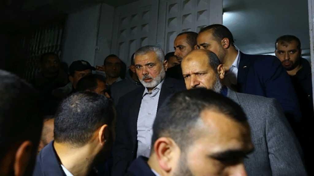 Le Hamas ne voit aucun progrès dans l'accord sur un éventuel échange de prisonniers avec «Israël»