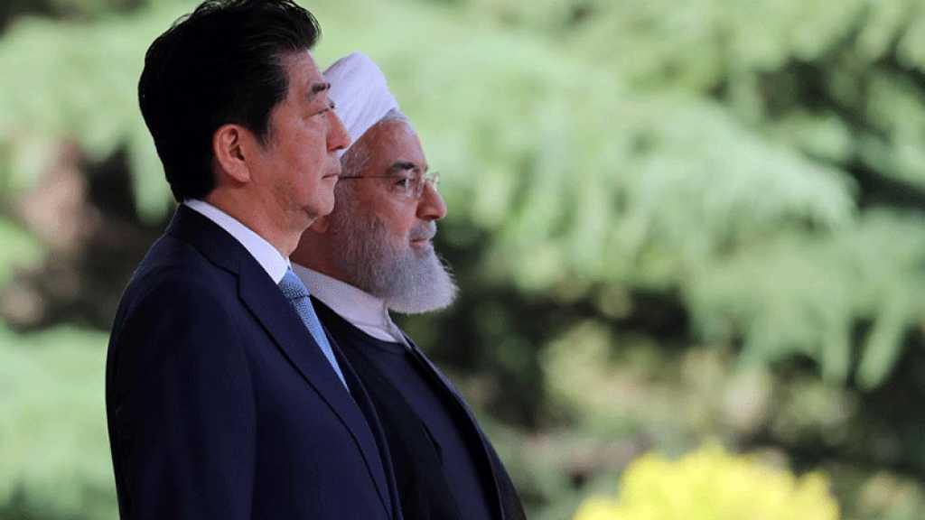 Covid-19: Rohani et Abe insistent sur l'apaisement des tensions dans le monde