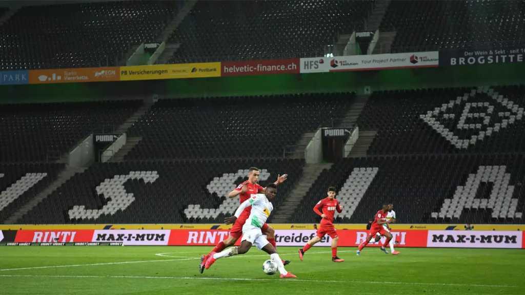 L'Allemagne compte autoriser la reprise du championnat de football en mai