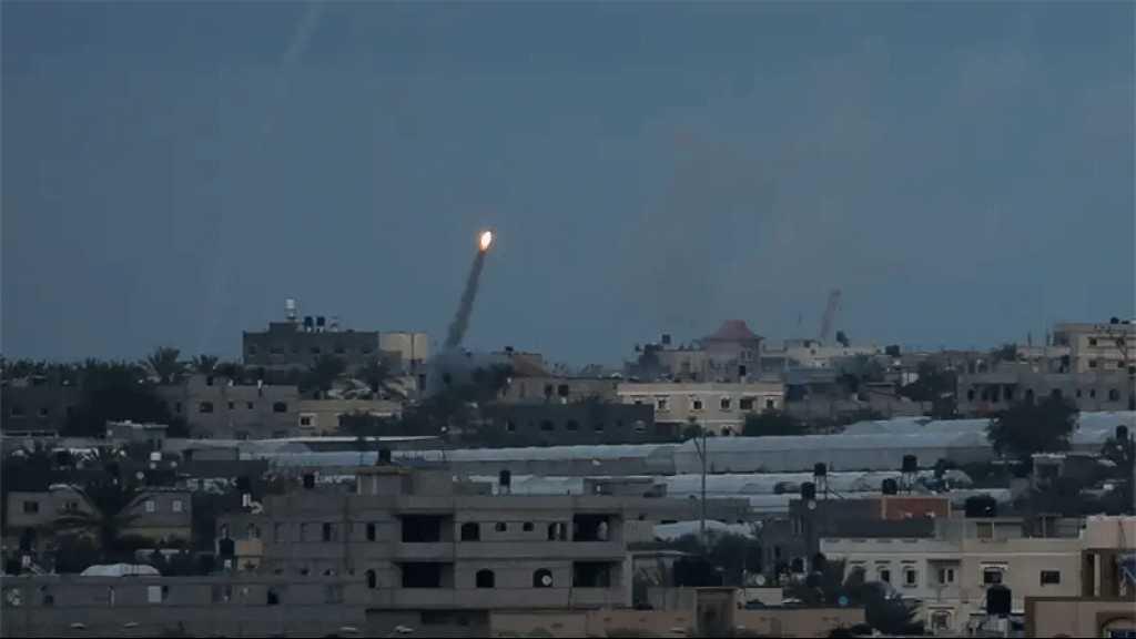 Gaza : «Israël» frappe des positions du Hamas après un tir de roquette