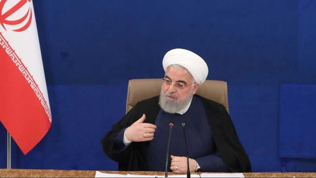 L'Iran met de nouveau en garde contre la prolongation de l'embargo sur les armes