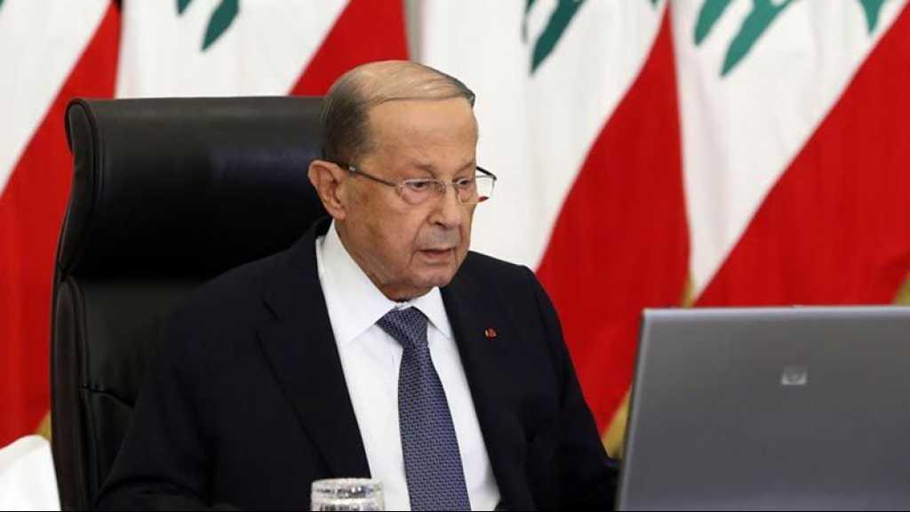 Le président Aoun: Sortir de ce tunnel sombre que nous traversons est de la responsabilité de tout un chacun