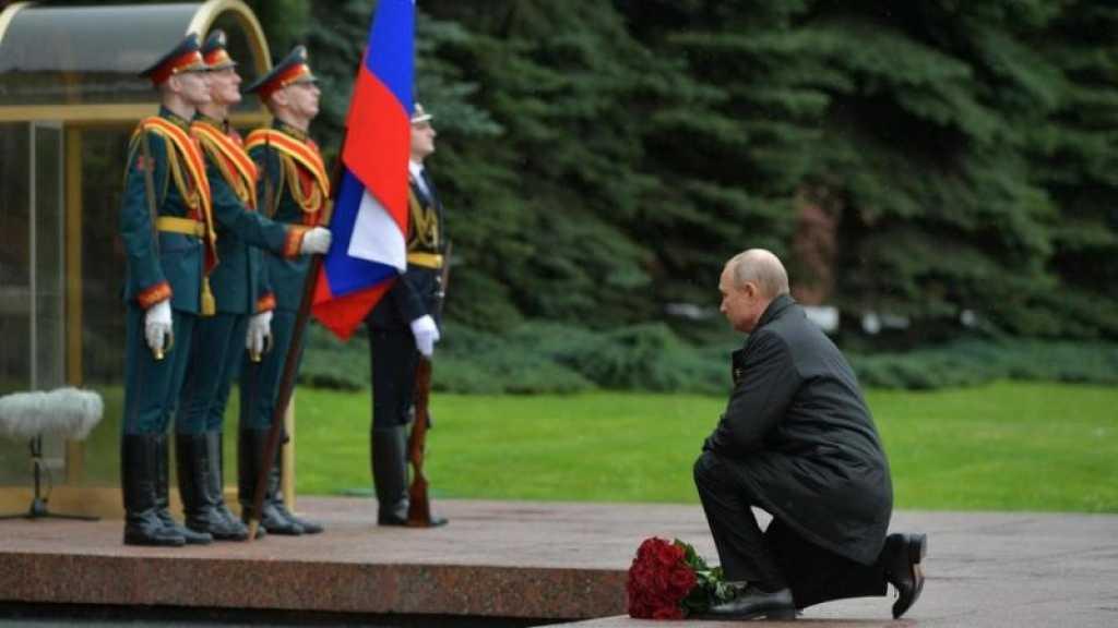 Commémorations de 1945: unie, la Russie est «invincible», dit Poutine
