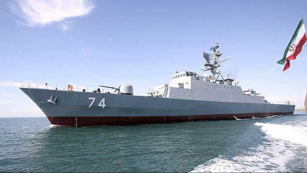 Navire de guerre iranien frappé accidentellement: 19 martyrs et 15 blessés