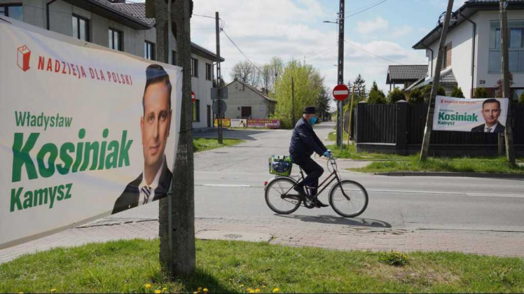 En Pologne, une élection présidentielle sans électeur
