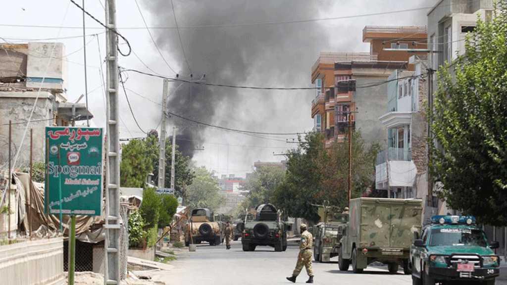 Afghanistan: explosions successives à Kaboul, quatre blessés civils