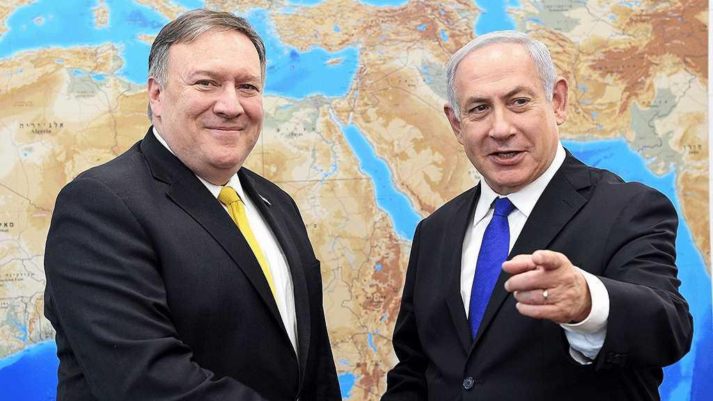Mike Pompeo attendu mercredi en «Israël» pour discuter de l'annexion de pans de la Cisjordanie