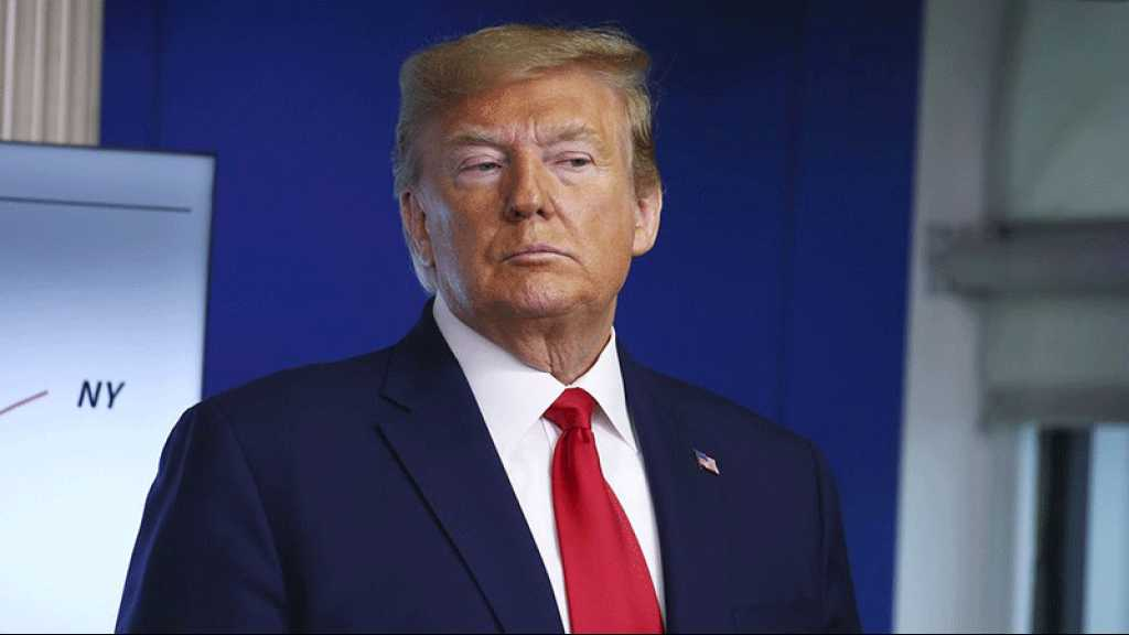 Trump a menacé de suspendre indéfiniment la contribution à l'OMS