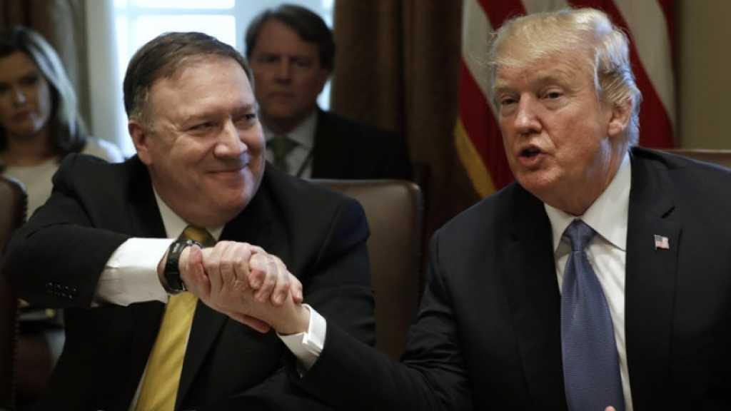 USA: l'inspecteur limogé par Trump menait une autre enquête gênante pour Pompeo