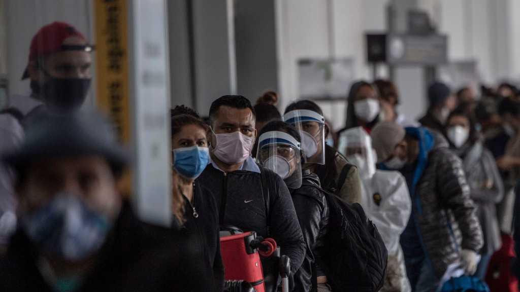 Coronavirus: les contaminations continuent de fortement augmenter en Amérique latine, l'Afrique toujours relativement épargnée
