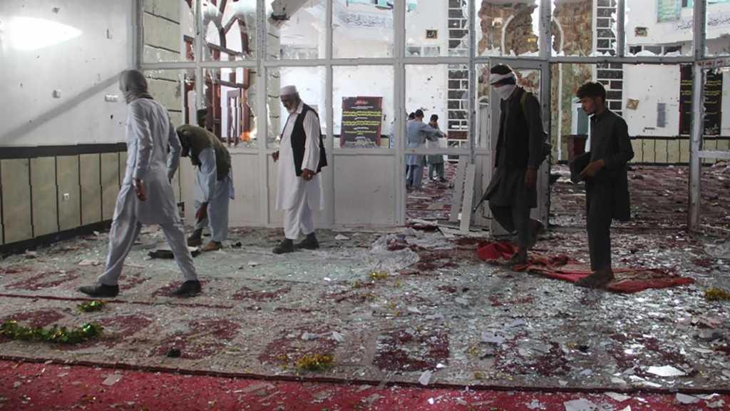 Afghanistan: au moins sept fidèles tués dans une mosquée