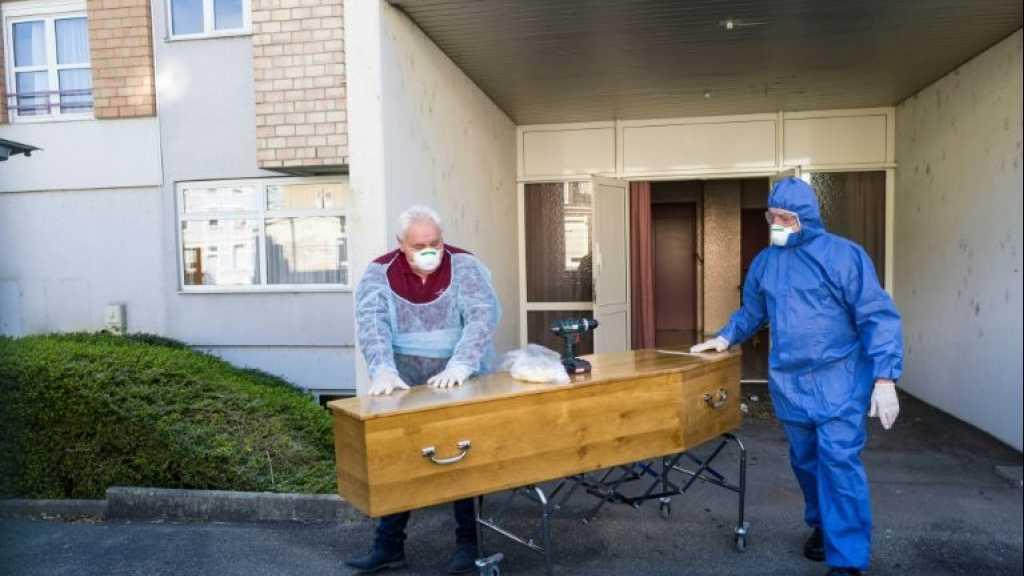 Coronavirus en France : 1% des décès surviendraient à domicile