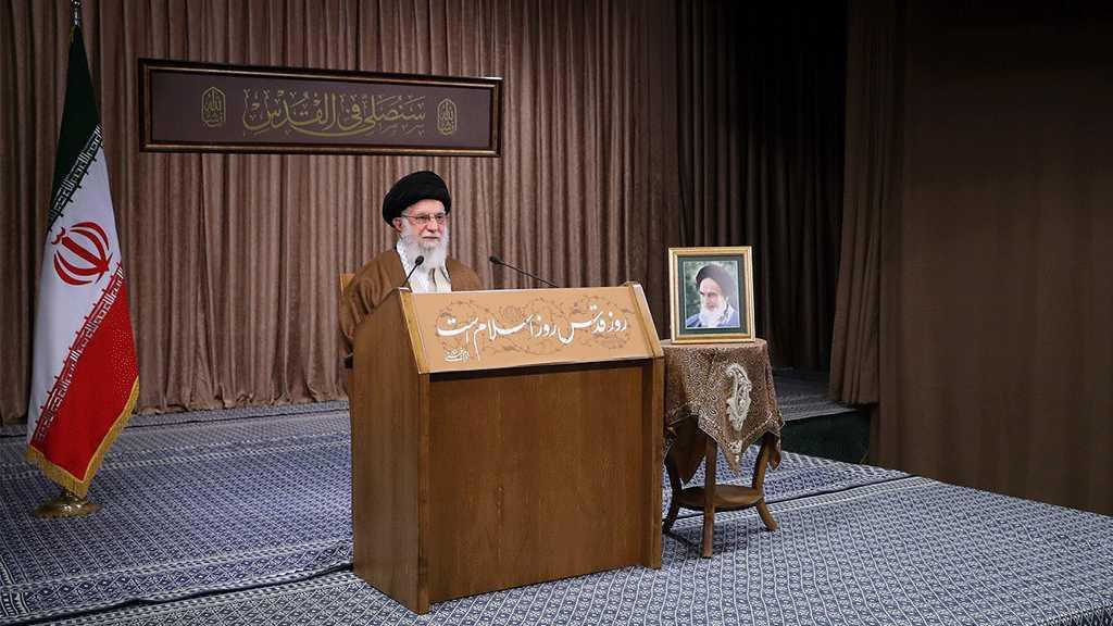 Sayed Khamenei: Le virus du sionisme ne tardera pas à disparaître et sera anéanti