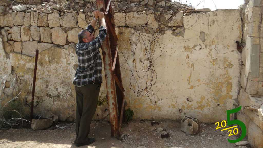 Même si «Israël» a poli les murs de la prison, il ne polira pas son histoire sanglante