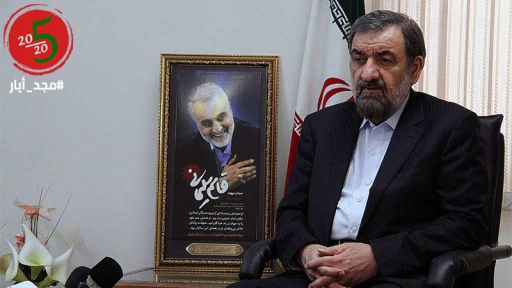 Le général Rizai à AlAhed: le Hezbollah est l'un des cadres de transfert des expériences révolutionnaires