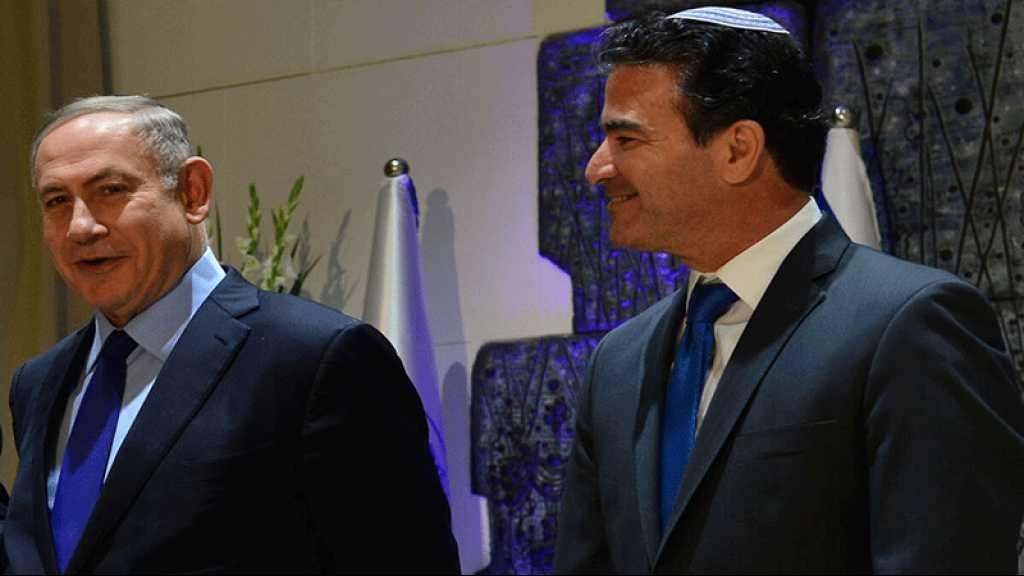 Entité israélienne: Netanyahou remercie le chef du Mossad pour l'achat d'équipements médicaux