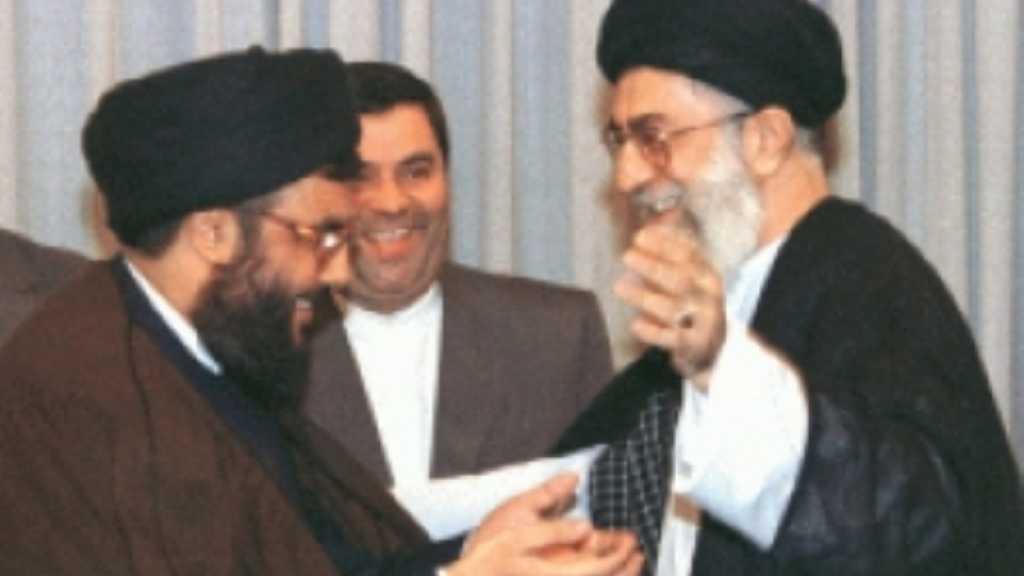 Message de sayed Khamenei au peuple libanais à l'occasion de la victoire glorieuse de l'an 2000