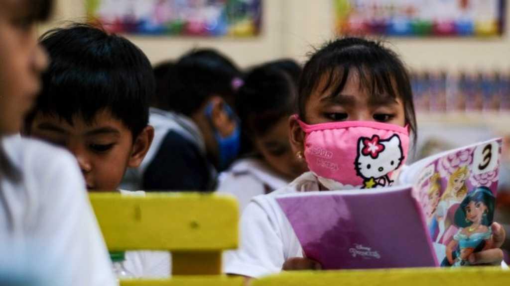 Coronavirus: pour le président philippin, pas de retour à l'école sans vaccin