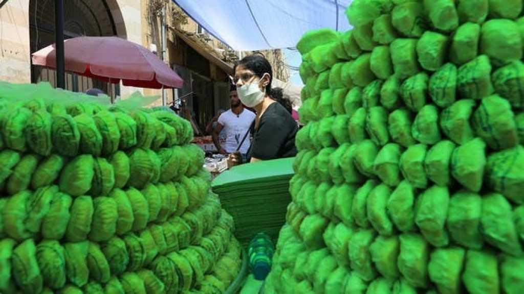 Coronavirus au Liban: baisse sensible des contaminations, 7 nouveaux cas en 24h