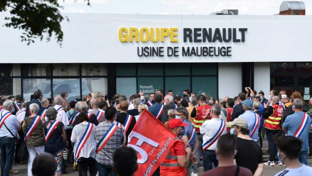Le déconfinement s'organise, Renault annonce 4.600 suppressions de postes en France