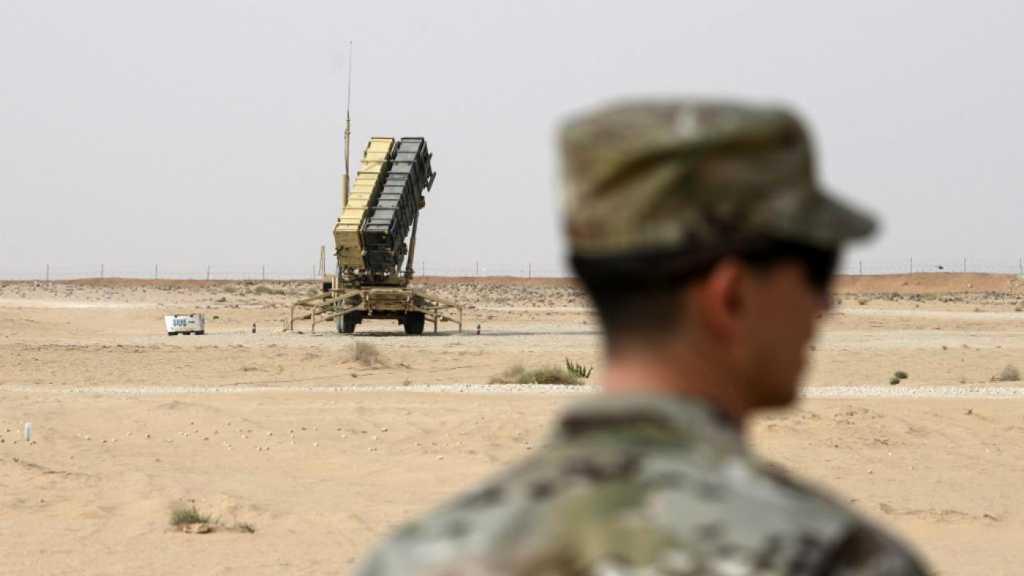 Washington approuve la vente de 84 missiles Patriot au Koweït