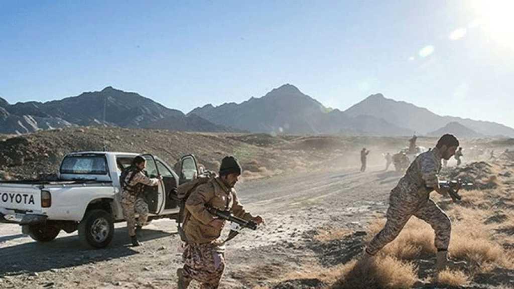 Iran: trois gardes-frontières tombent en martyre dans le nord-ouest