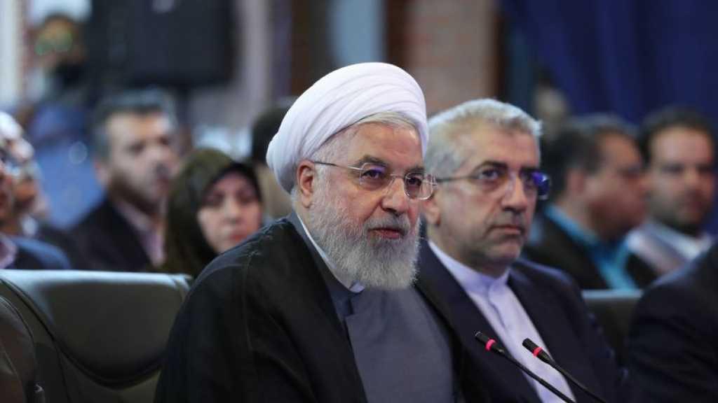 L'Iran poursuivra ses activités nucléaires malgré les sanctions US