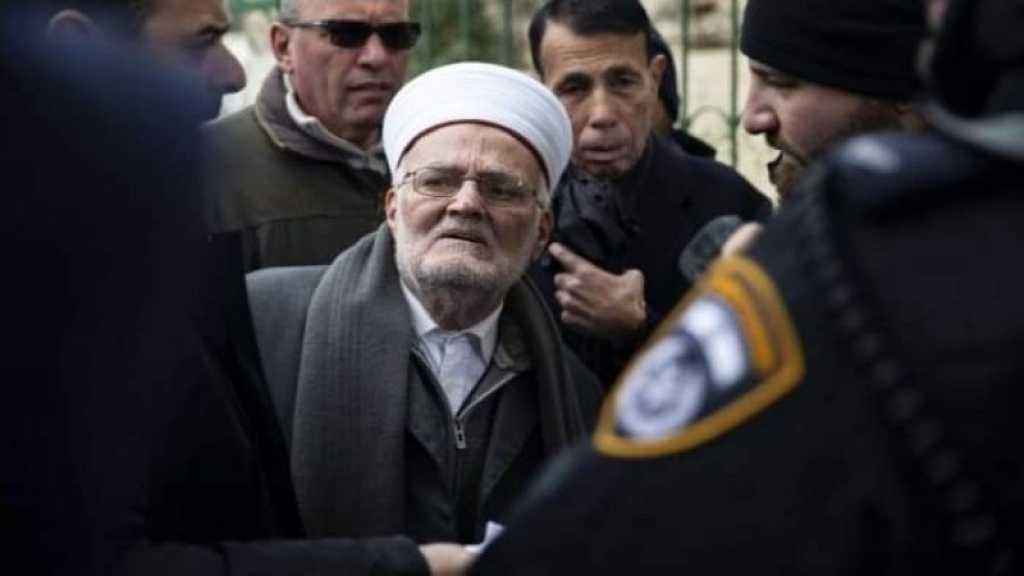 Al-Qods occupée: le prédicateur d'Al-Aqsa arrêté et interdit d'accès au lieu saint