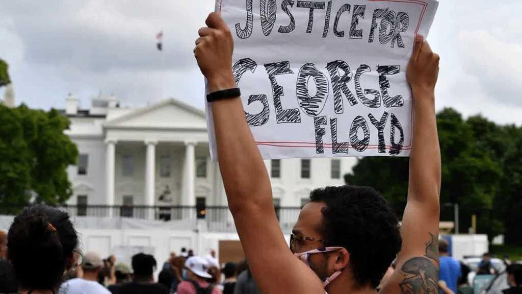 George Floyd: le mouvement s'étend à tout le pays, des manifestants devant la Maison Blanche