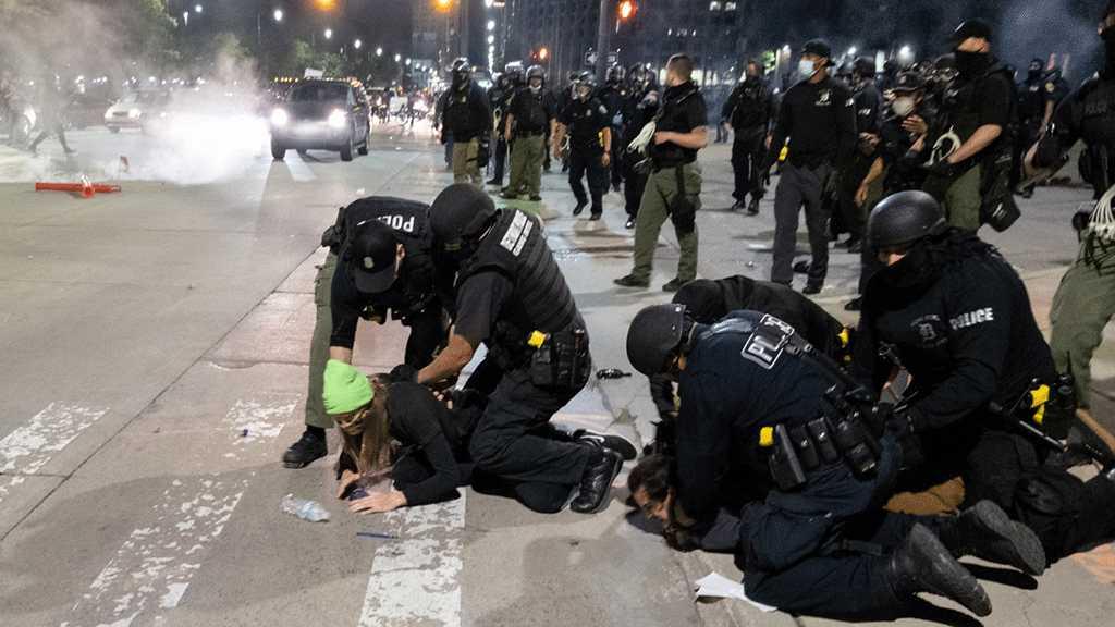 Mort de George Floyd: heurts près de la Maison Blanche, couvre-feu dans de grandes villes