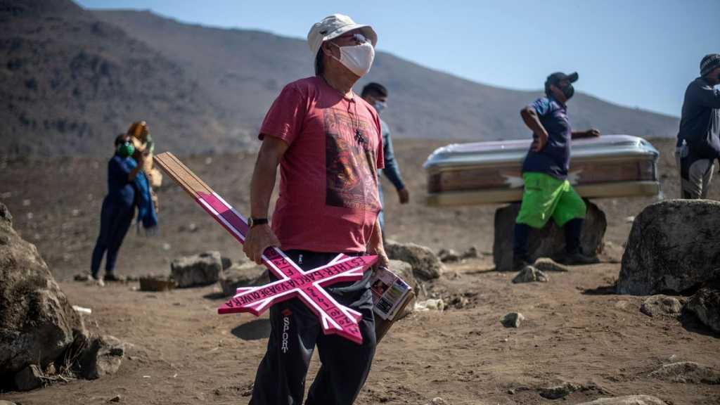 Coronavirus: l'Amérique latine en plein cauchemar, plus de 10.000 morts au Mexique