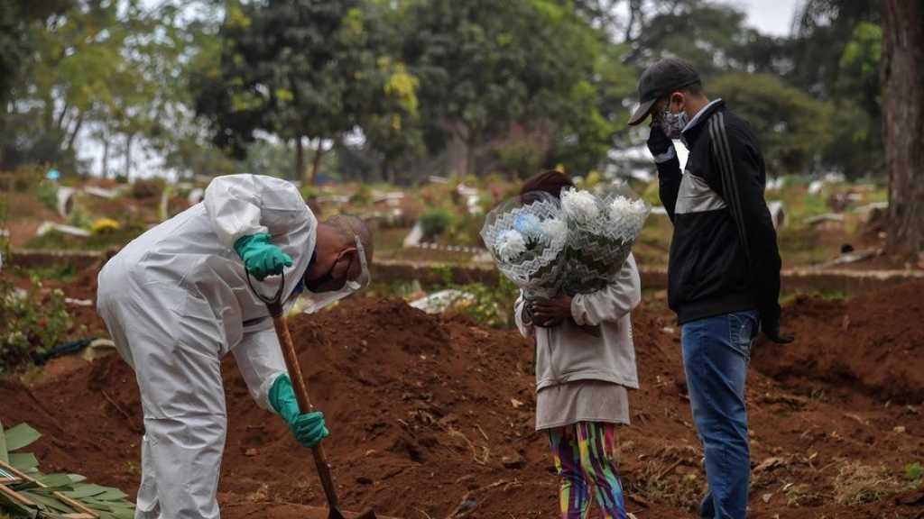 Coronavirus: le virus se propage rapidement en Amérique du Sud, le Brésil déplore plus de 30 000 morts