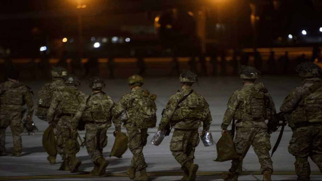 Le Pentagone a mobilisé près de 1.600 soldats dans la région de Washington