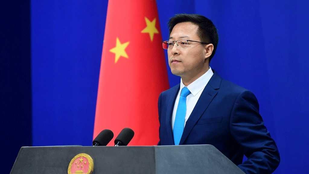 Hong Kong: la Chine appelle Londres à «cesser immédiatement toute ingérence»