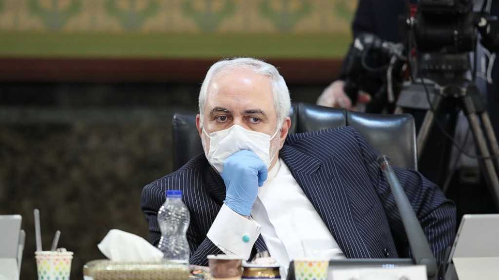Zarif critique le silence assourdissant de l'Europe envers les violences aux Etats-Unis