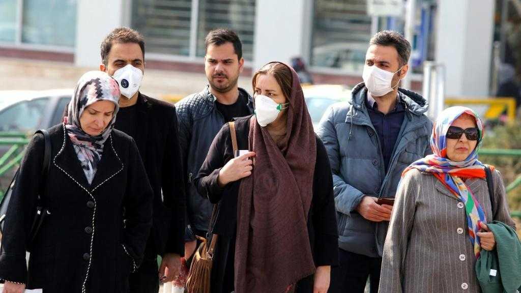 Coronavirus : record des nouveaux cas quotidiens recensés en Iran