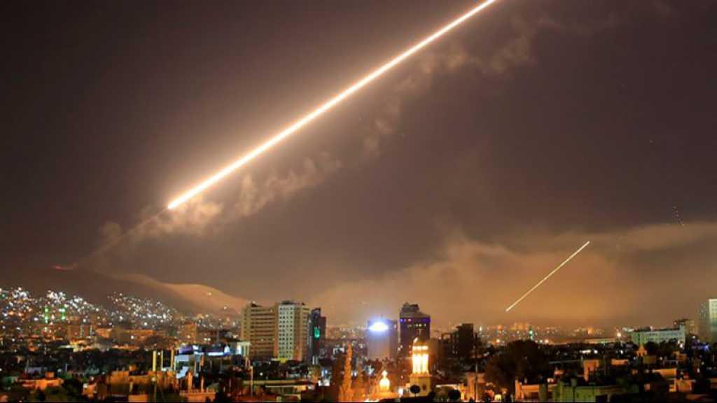 Syrie: La défense antiaérienne repousse une agression israélienne aux missiles contre Hama