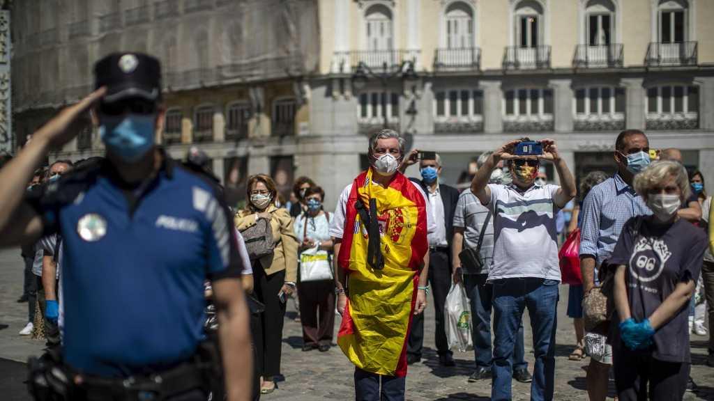 Coronavirus: En Espagne, un tiers des contaminés sont asymptomatiques (étude)