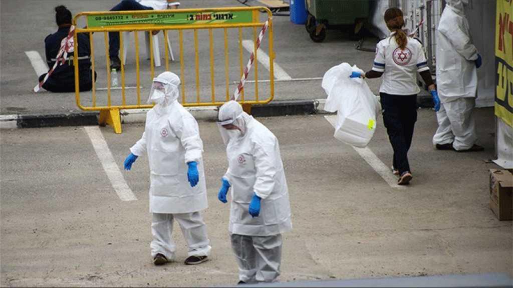 Entité israélienne: 118 nouveaux cas de coronavirus enregistrés en 24h