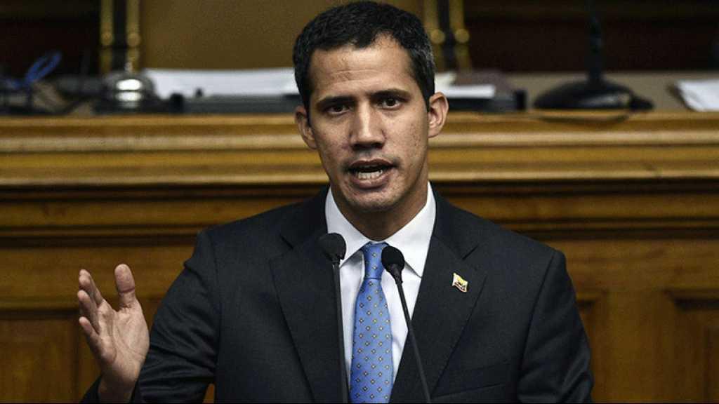 «Une honte pour la diplomatie de la France»: Juan Guaido se trouve dans l'ambassade de France à Caracas