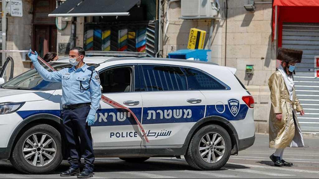 Entité israélienne: 123 nouveaux cas de contamination en 24 heures