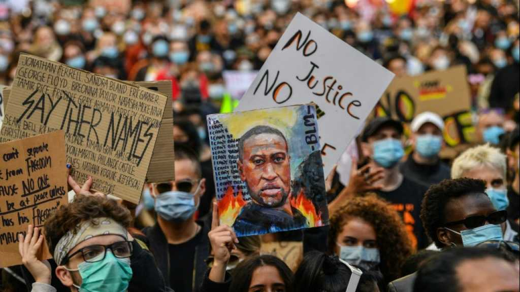 Mort de George Floyd: de Sydney à Londres, de multiples rassemblements indignés