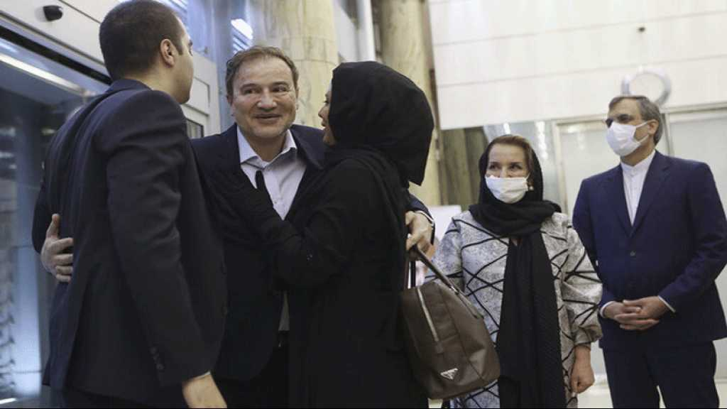 Le scientifique iranien Majid Tahéri, libéré par Washington, retourne à Téhéran